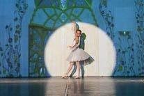 Spectacole de balet pe scena Casei de Balet pentru parinti si copii