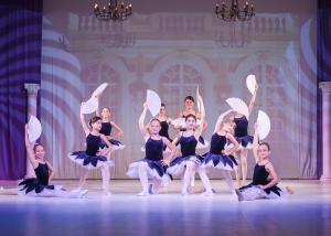Spectacolul de balet Don Quijote pus in scena de Casa de Balet in iunie 2012