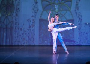 Casa de Balet spectacol Baiadera