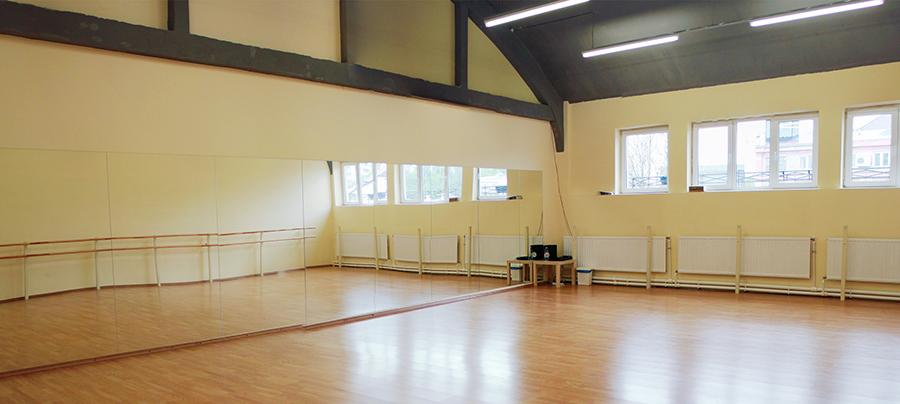 studio de balet