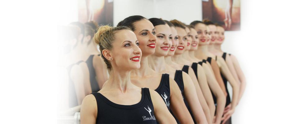 profesori casa de balet